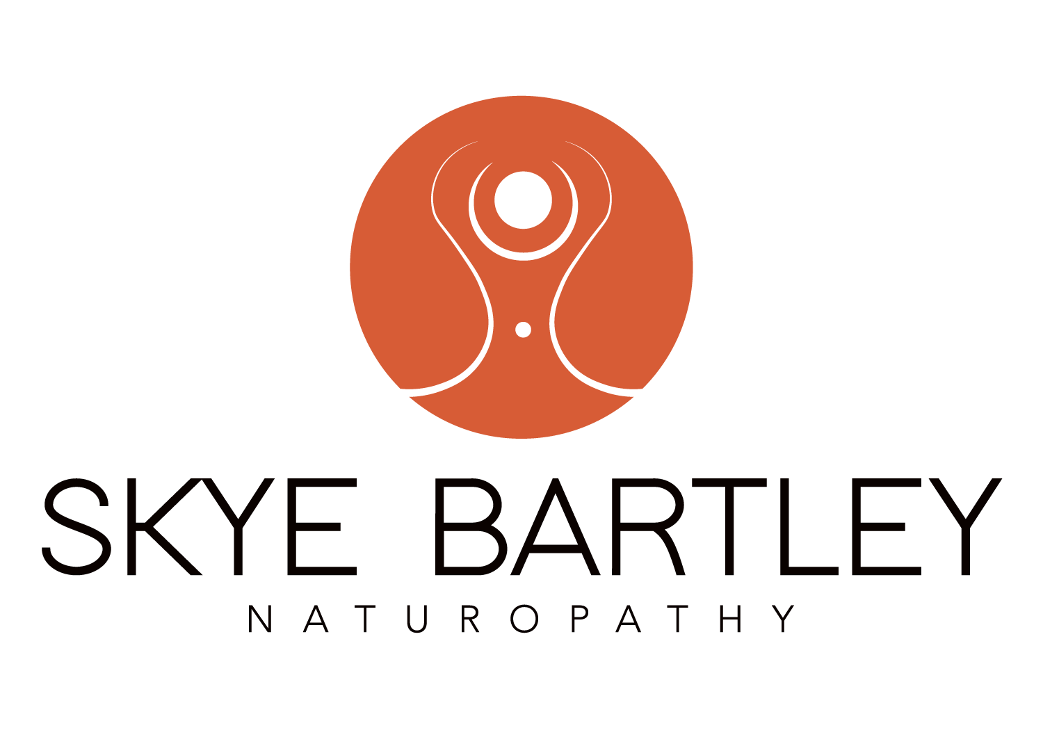 Skye Bartley Naturopathy Gold Coast logo