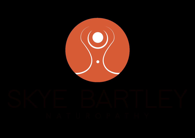 Skye Bartley Naturopathy Gold Coast logo