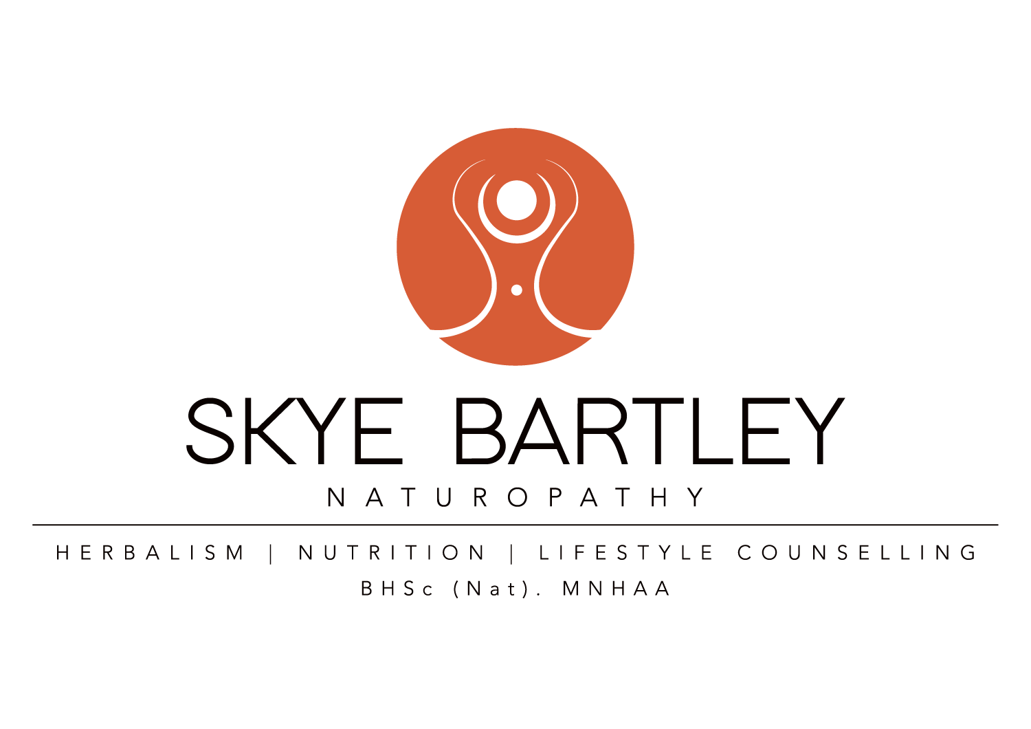 Skye Bartley Naturopathy Logo